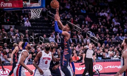 Knicks Host Pistons in Final Game of Season