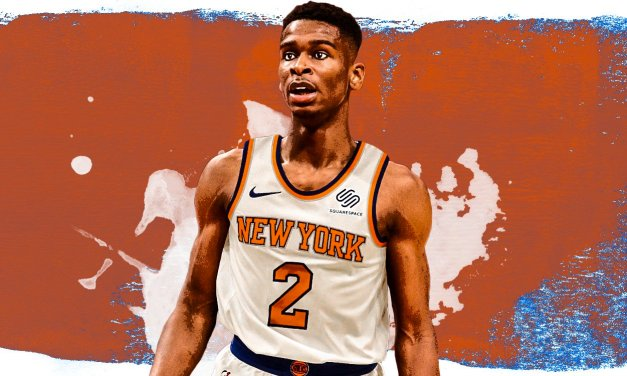 2018 Draft Re-Do: What Do the Knicks Look Like If They Never Drafted Kevin Knox?