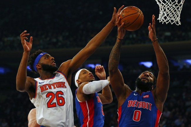 Knicks Fall to Pistons in Season Finale
