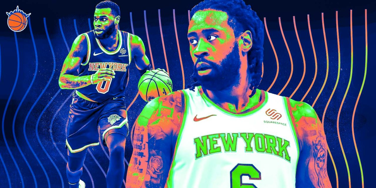 Contract-Year Knicks: Who Deserves to Be Re-Signed?