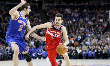 Knicks to Face Wizards with League-Worst Record Clinched