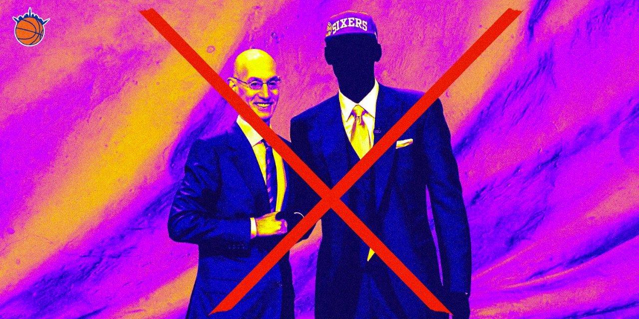 Would Abolishing the Draft Benefit theKnicks?