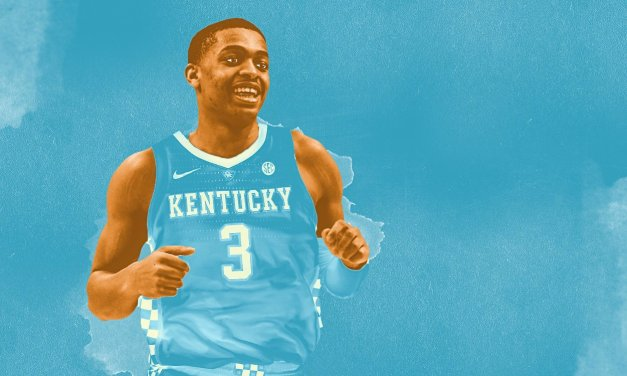 Keldon Johnson: Rising Two-Way Draft Prospect