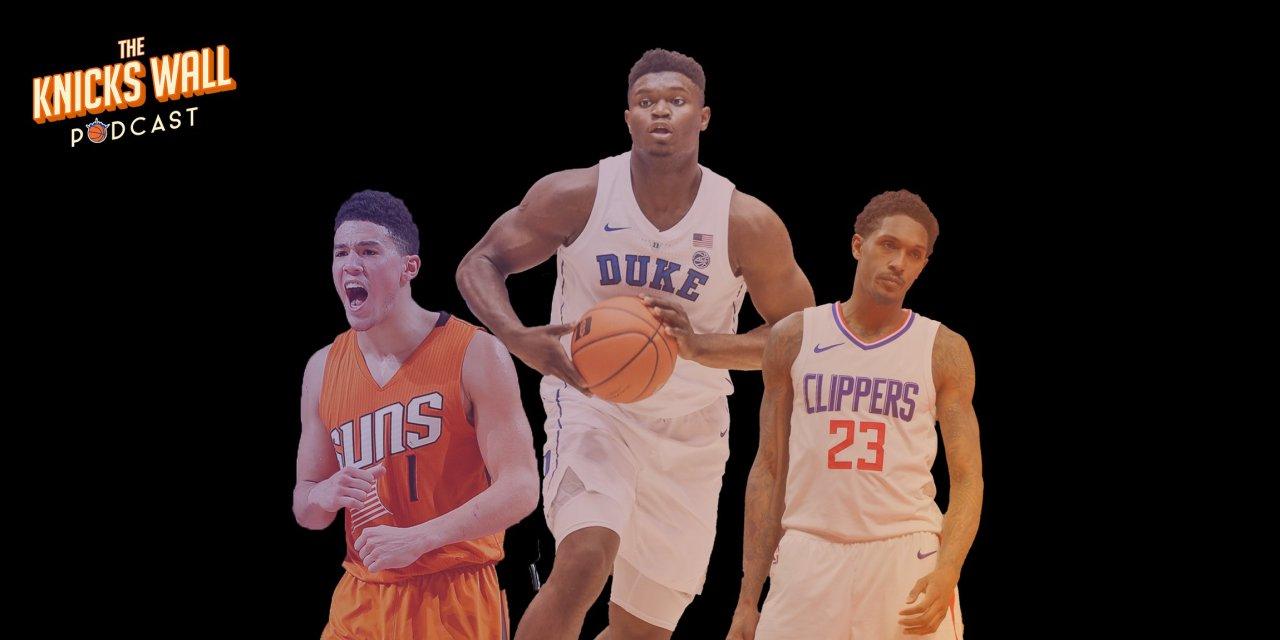 Podcast: Bizarro Knicks Offseasons & Clippers/Suns Summer Predictions