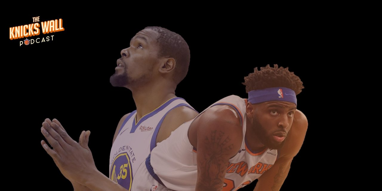Podcast: The Clippers are in Kevin Durant's Mentions
