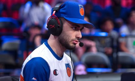 Knicks Gaming Can't Build Off Tournament Mojo, Fall to Kings Guard and Pacers Gaming