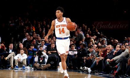 Knicks Pick Up Team Option for Allonzo Trier