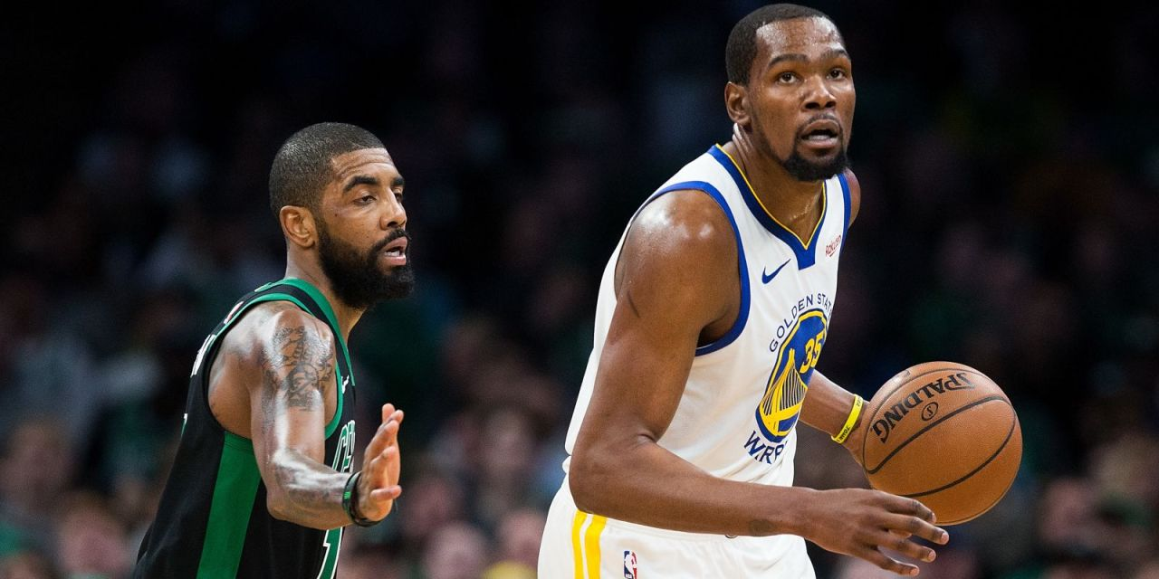 Nets to Sign Knicks Targets Kevin Durant, Kyrie Irving