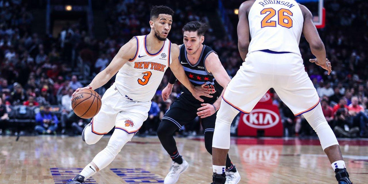 Knicks Decline Billy Garrett Jr.'s Team Option