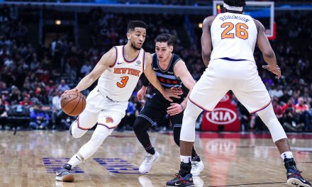 Knicks Decline Billy Garrett Jr.'s Team Option