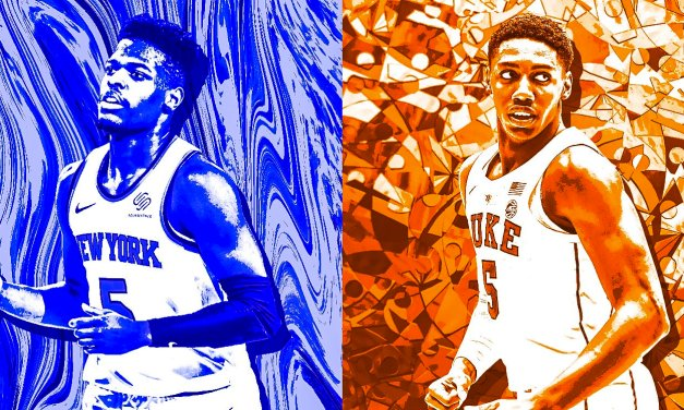 Are Dennis Smith Jr. and RJ Barrett Compatible Together?