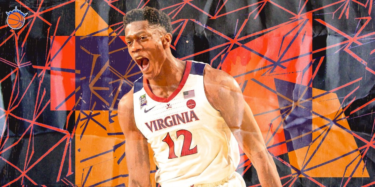 Hunting for a Star: De'Andre Hunter Is a Two-Way Monster