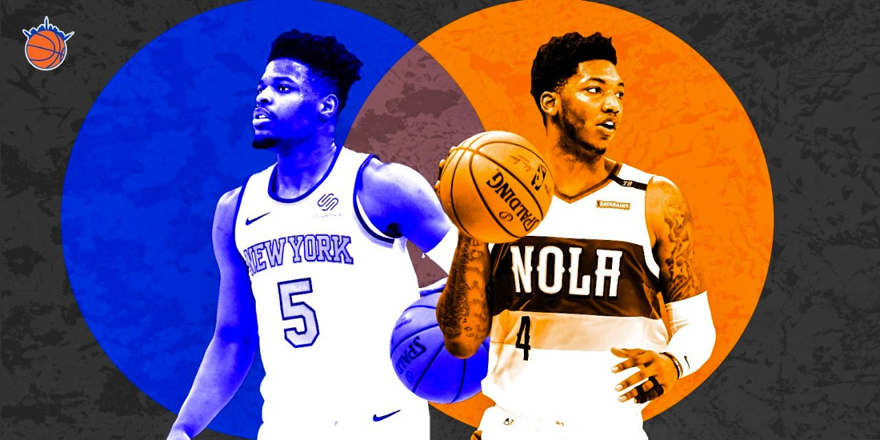 Shaking Out the Knicks Backcourt Rotation