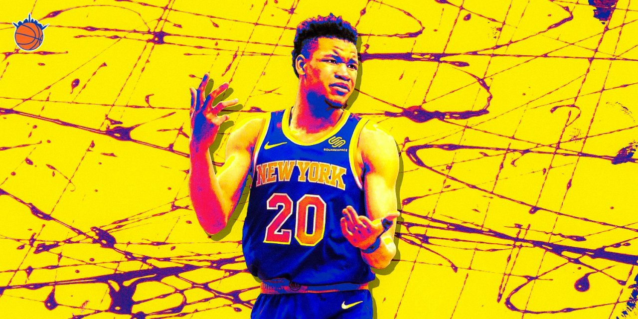 Kevin Knox Was New York's Biggest Loser in Free Agency