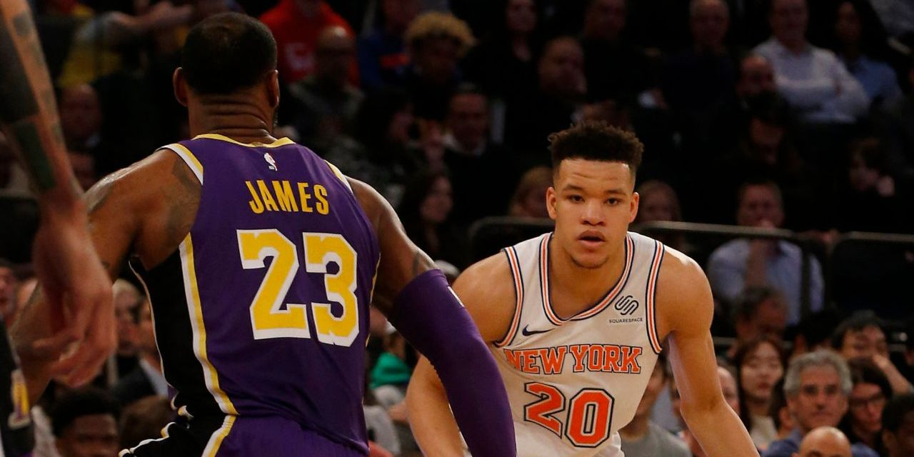 The Five Knicks Games to Get Hyped About for the 2019–20 Season