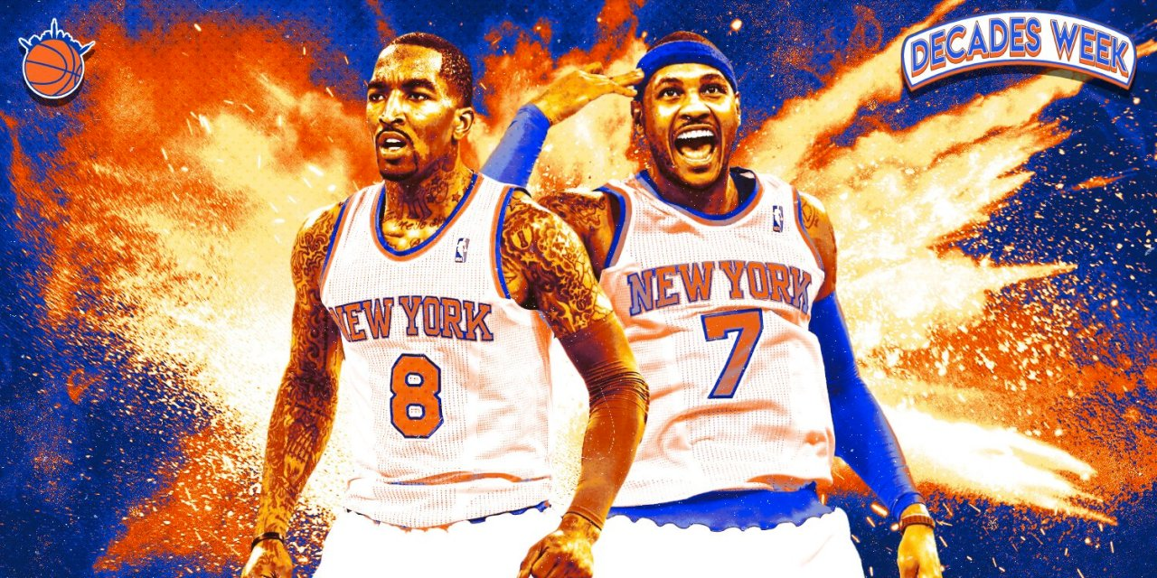 TKW All-Time Team: 2010's Knicks