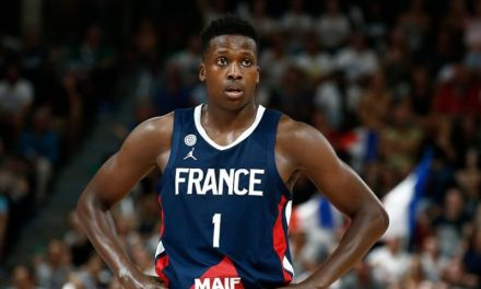 Knicks' Frank Ntilikina Shines for France, Knocks Out Team USA in FIBA World Cup