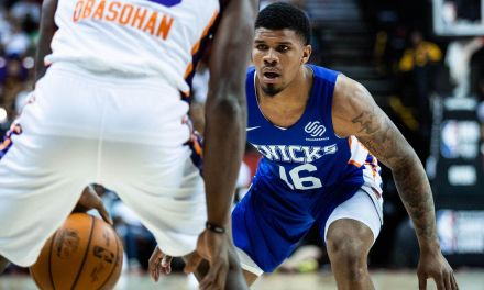 Knicks Fill Out Training Camp Roster With Four Ex-Summer League Players