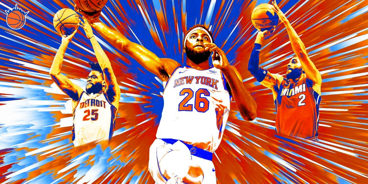 Five Intriguing Knicks Lineup Options for 2019–20