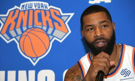 """""""Protect the Garden"""": Notes from Knicks Training Camp"""