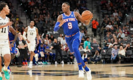 Knicks Host Slumping Spurs at the Garden