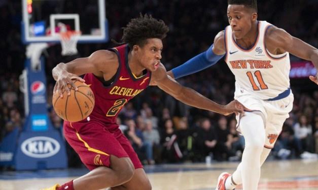 Knicks Seeking Revenge Against Cavs in Rematch