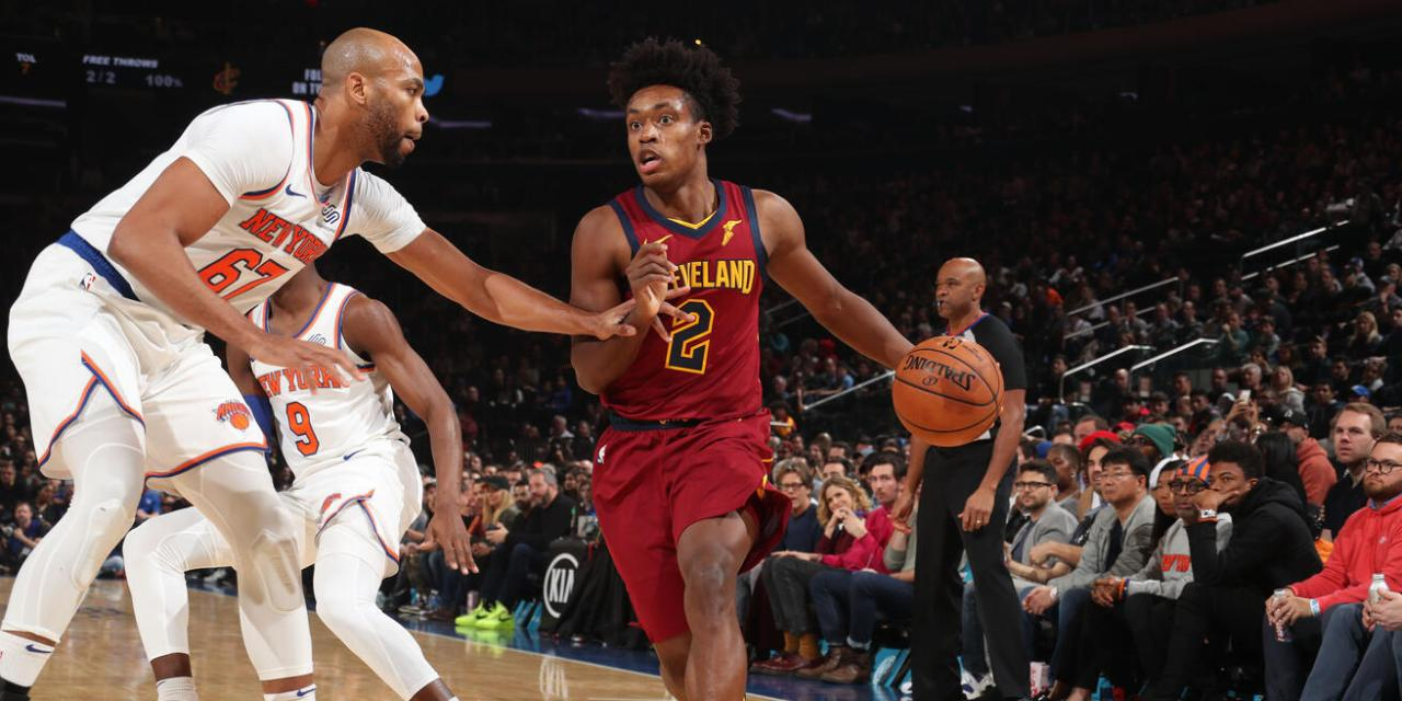 Collin Sexton, Cavs Record Wire-to-Wire Victory, Embarrassing Knicks