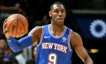 TKW Highlights: RJ Barrett Perks Up Against the Rockets