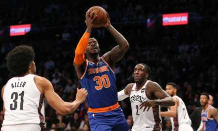 TKW Highlights: Julius Randle Steadies Offense Amid Cold Nets Shooting