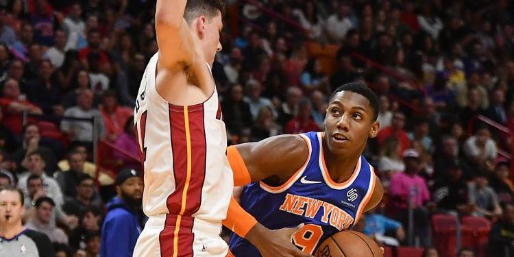 Podcast: Knicks Quick Hitters — The Knicks Can Learn From the Heat