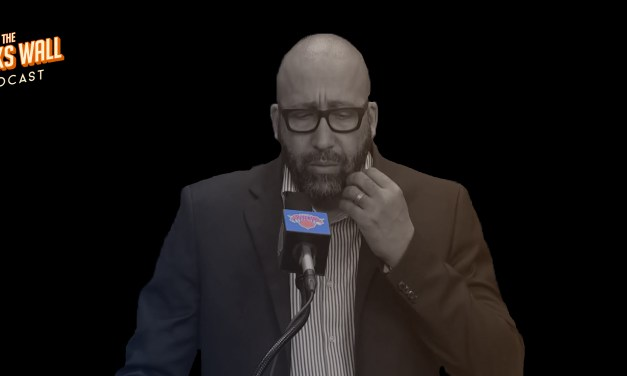 Podcast: David Fizdale Fired as Knicks Head Coach