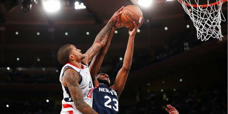 Knicks Lose Exasperating Home Game Against Shorthanded WIzards