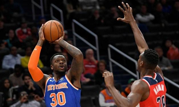 Podcast: Knicks Quick Hitters — The Closing Calendar Year Winning Streak