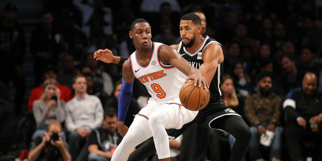 Knicks Head to Brooklyn for a Third Matchup with Nets