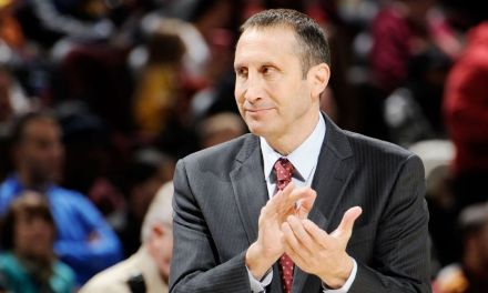 Knicks Hire Former Cavaliers Coach David Blatt as Consultant