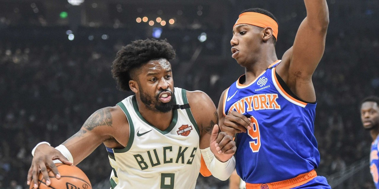 Knicks Get Mauled in Milwaukee by Bucks, 128-102