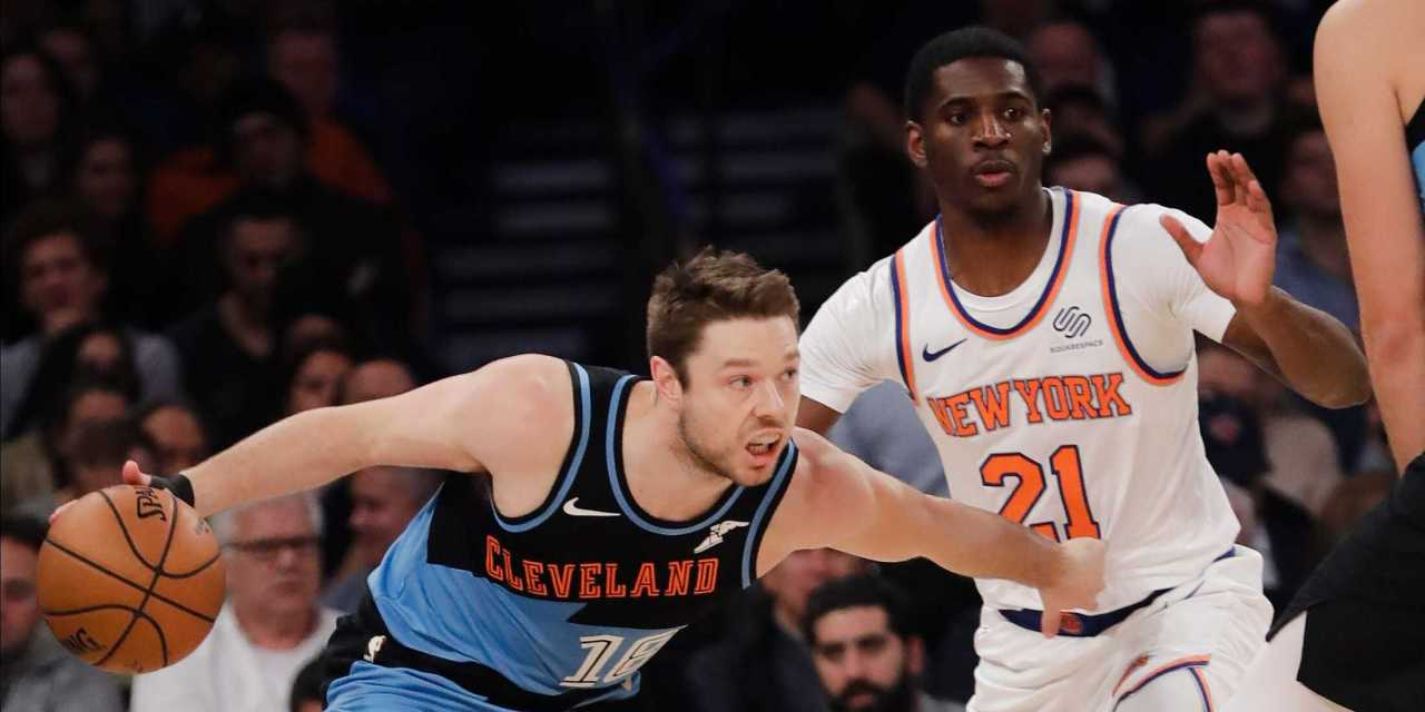 Knicks Visit Cavs for Martin Luther King Day Clash