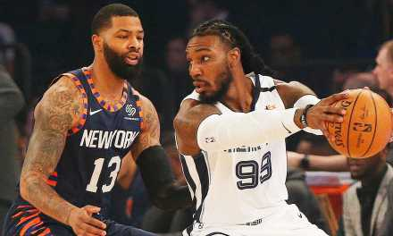 A Mess in the Garden: Knicks Lose Big to the Grizzlies