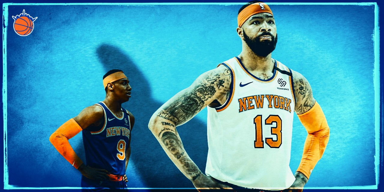 The Knicks Are Not Doing Their Youth Any Favors