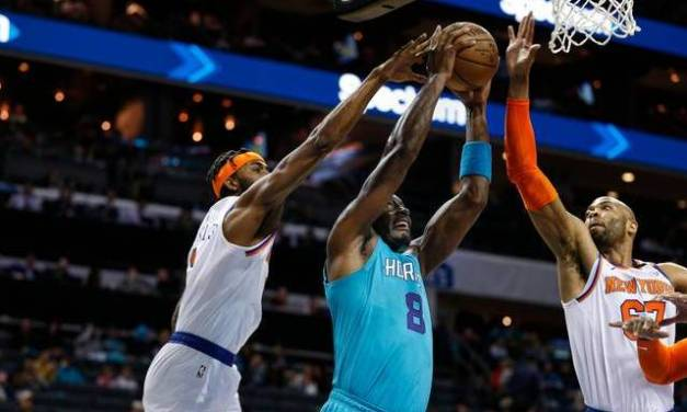 Knicks Fall Short in Charlotte Against Terry Rozier, Hornets