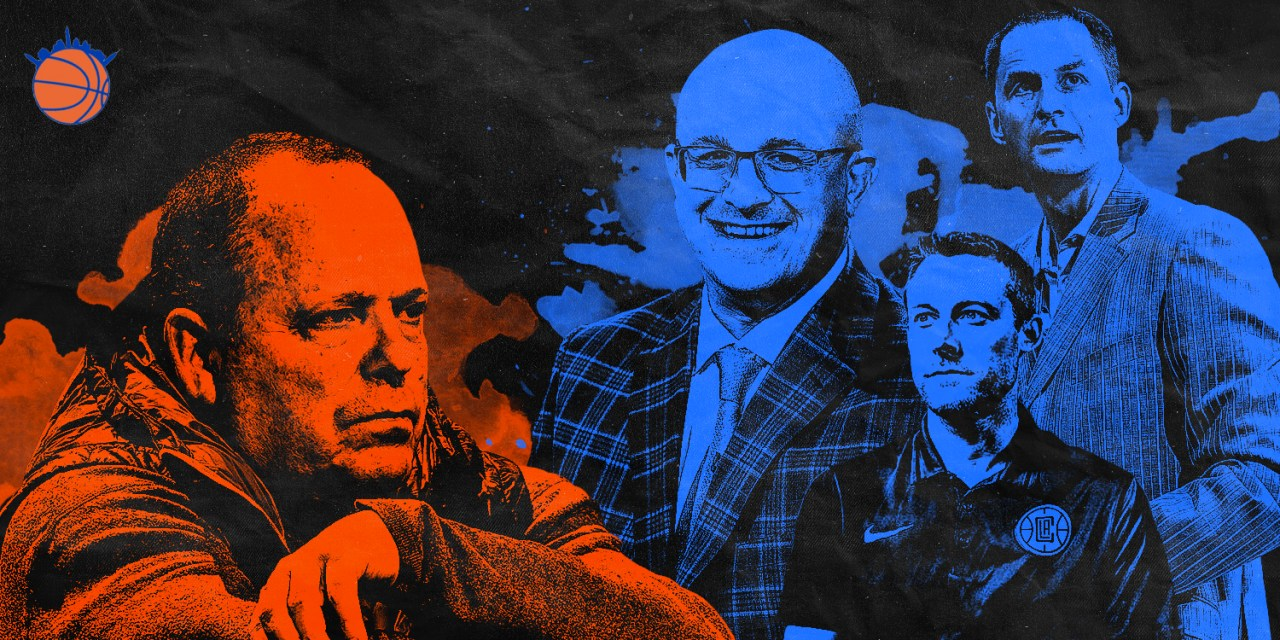 For Leon Rose and the Knicks, It Takes Brilliant Basketball Minds in the Front Office to Cultivate Success