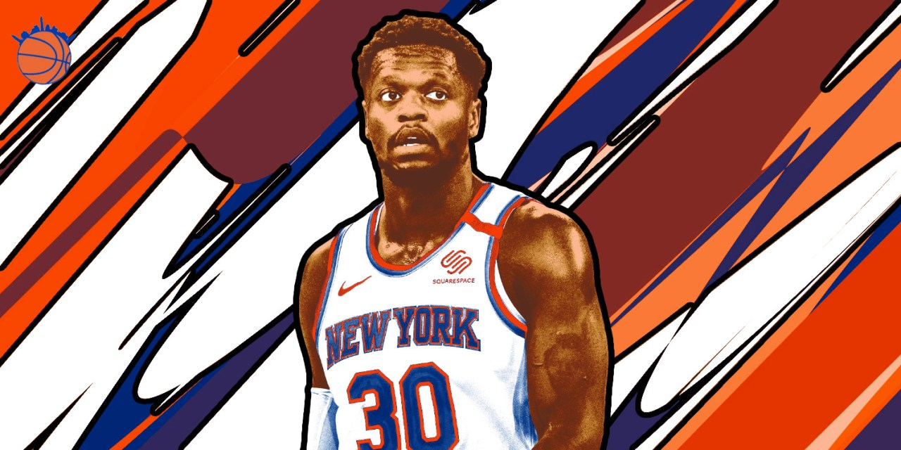 How the Knicks Can Improve Julius Randle for Next Season