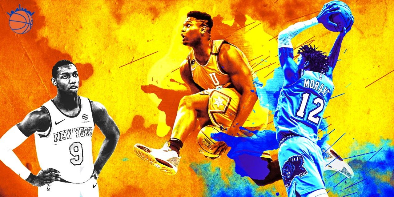 Where Does RJ Barrett Stand in the Rookie of the Year Race?