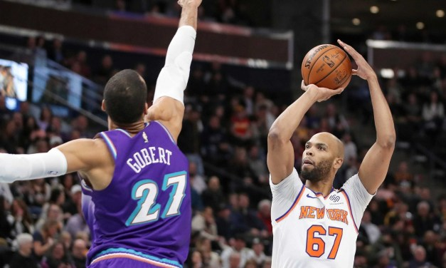 Knicks Look to Win Three Straight Against the Jazz
