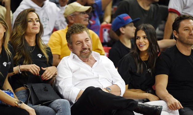 Knicks Executive Chairman James Dolan Tests Positive for Coronavirus