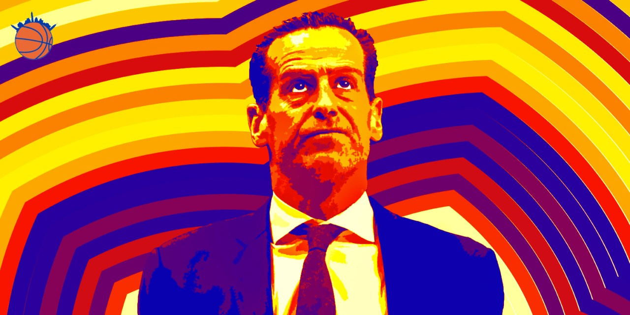 Will Nets Casualty Kenny Atkinson Take the Knicks Challenge?