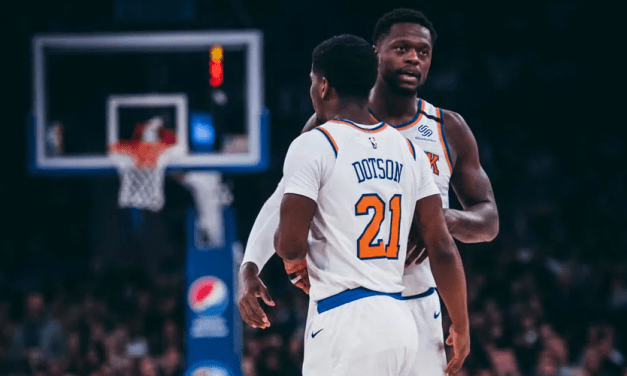 Why the Knicks Should Bring Back Damyean Dotson