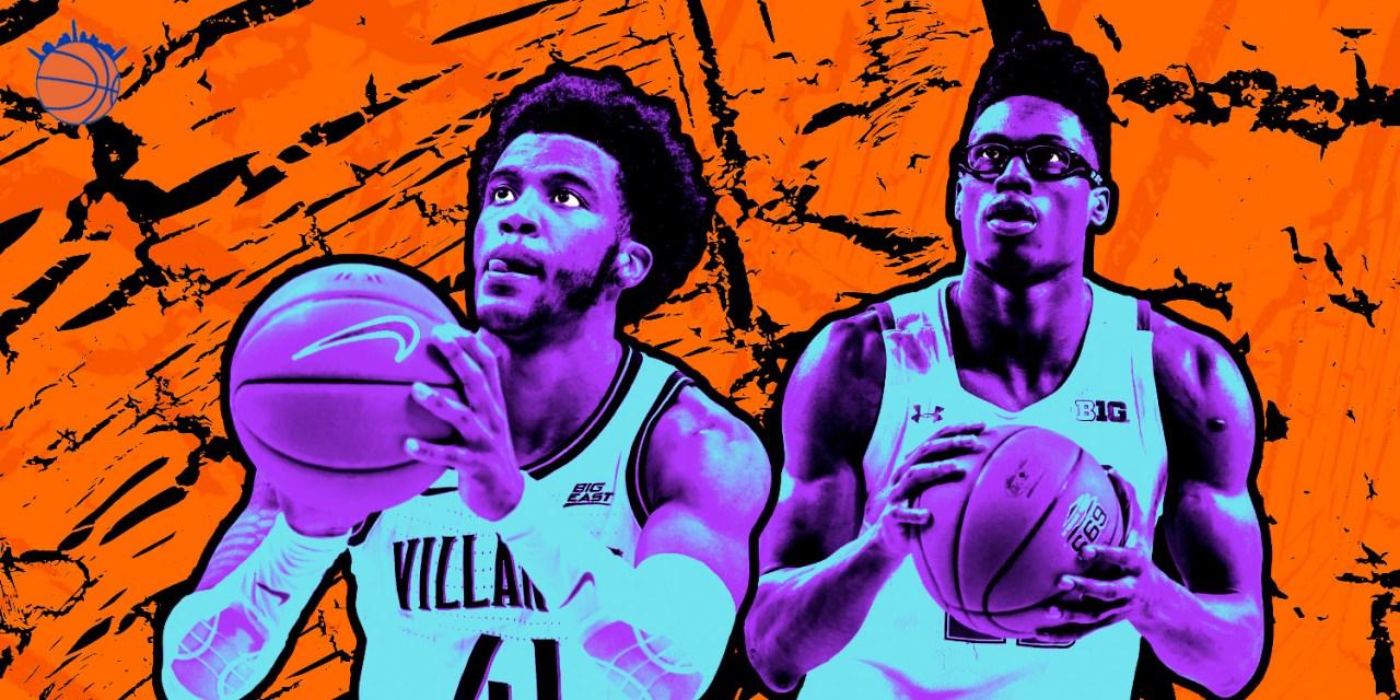 The Knicks Wall 2020 Draft Board — Final Edition: Closing Arguments, Part II