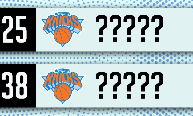 What Should the Knicks Do With Their Late Draft Picks?