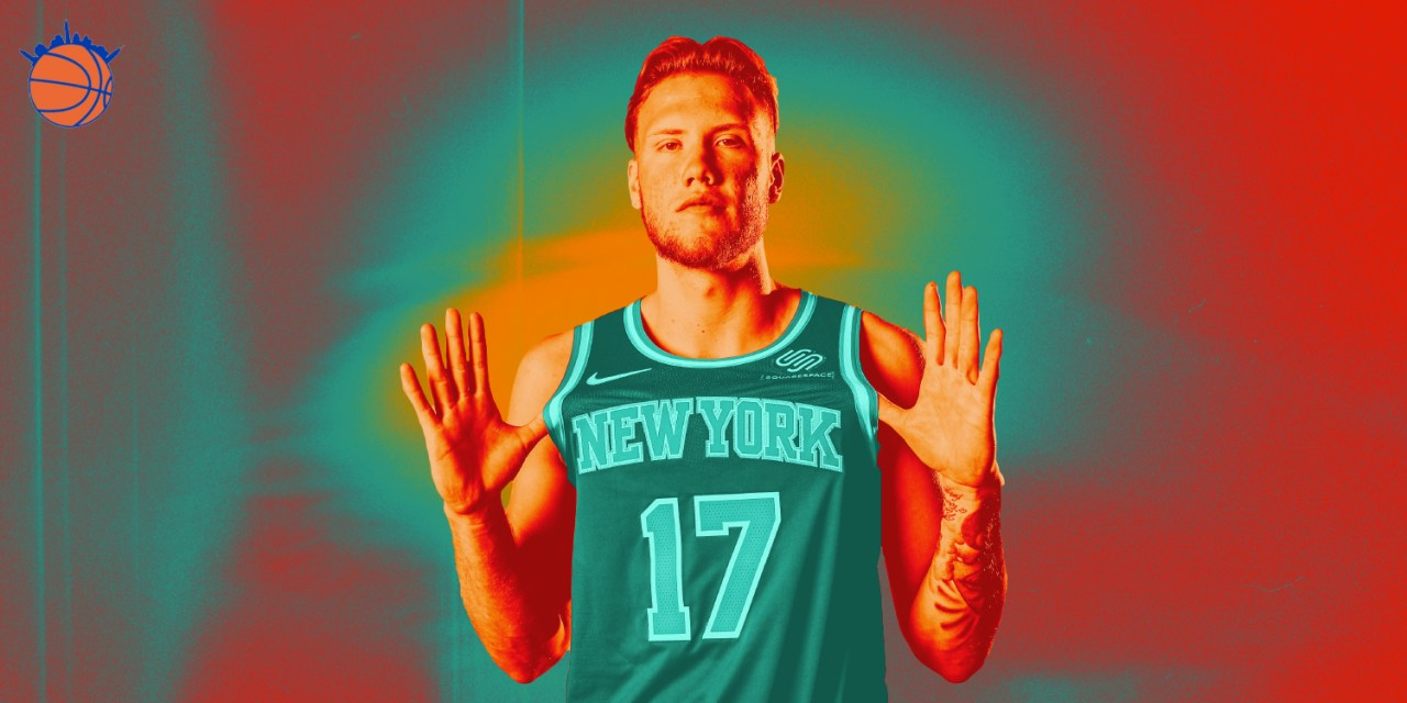 Ignas Brazdeikis Deserves a Greater Role on the Knicks Moving Forward